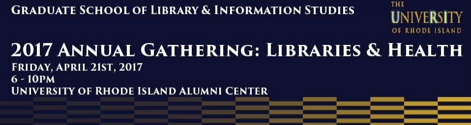 2017 Annual Gathering: Libraries and Health