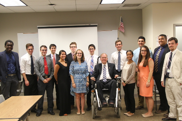 Image result for Jim langevin interns